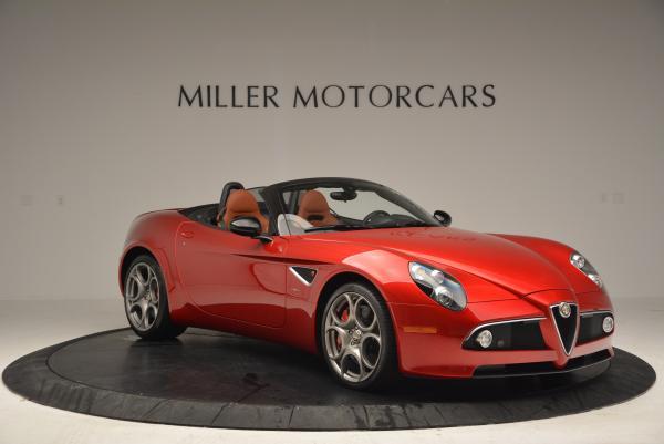 Used 2009 Alfa Romeo 8C Competizione Spider for sale $353,900 at Pagani of Greenwich in Greenwich CT 06830 11