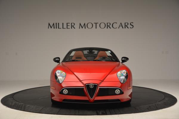 Used 2009 Alfa Romeo 8C Competizione Spider for sale $353,900 at Pagani of Greenwich in Greenwich CT 06830 12