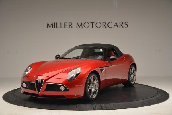 Used 2009 Alfa Romeo 8C Competizione Spider for sale $353,900 at Pagani of Greenwich in Greenwich CT 06830 13