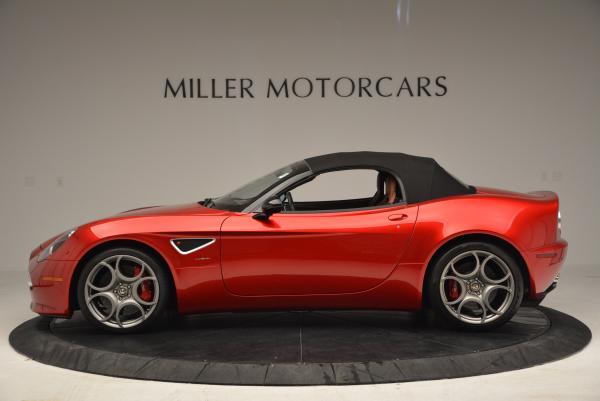 Used 2009 Alfa Romeo 8C Competizione Spider for sale $353,900 at Pagani of Greenwich in Greenwich CT 06830 15