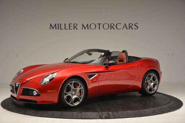 Used 2009 Alfa Romeo 8C Competizione Spider for sale $353,900 at Pagani of Greenwich in Greenwich CT 06830 2