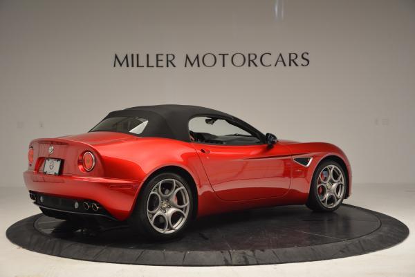 Used 2009 Alfa Romeo 8C Competizione Spider for sale $353,900 at Pagani of Greenwich in Greenwich CT 06830 20