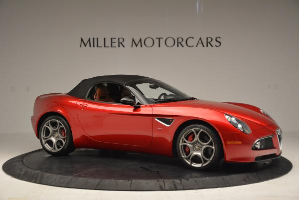 Used 2009 Alfa Romeo 8C Competizione Spider for sale $353,900 at Pagani of Greenwich in Greenwich CT 06830 22