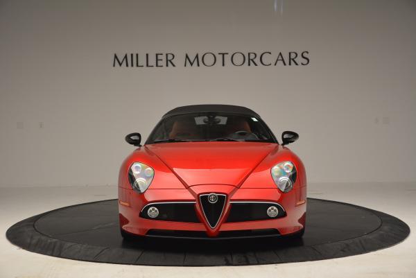 Used 2009 Alfa Romeo 8C Competizione Spider for sale $353,900 at Pagani of Greenwich in Greenwich CT 06830 24
