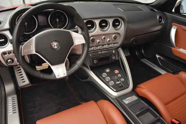 Used 2009 Alfa Romeo 8C Competizione Spider for sale $353,900 at Pagani of Greenwich in Greenwich CT 06830 25