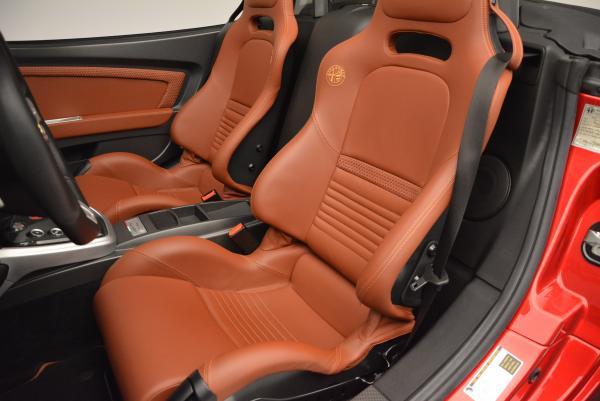 Used 2009 Alfa Romeo 8C Competizione Spider for sale $353,900 at Pagani of Greenwich in Greenwich CT 06830 27