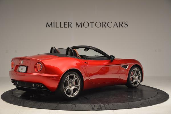 Used 2009 Alfa Romeo 8C Competizione Spider for sale $353,900 at Pagani of Greenwich in Greenwich CT 06830 8