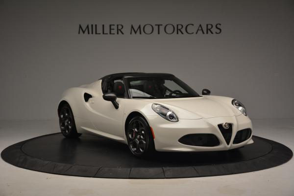 New 2015 Alfa Romeo 4C Spider for sale Sold at Pagani of Greenwich in Greenwich CT 06830 11