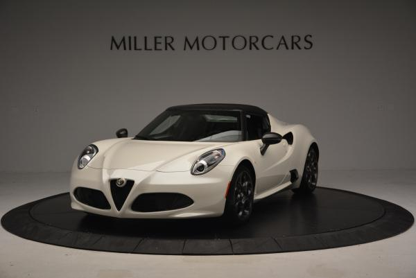 New 2015 Alfa Romeo 4C Spider for sale Sold at Pagani of Greenwich in Greenwich CT 06830 13