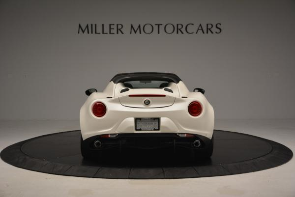 New 2015 Alfa Romeo 4C Spider for sale Sold at Pagani of Greenwich in Greenwich CT 06830 18