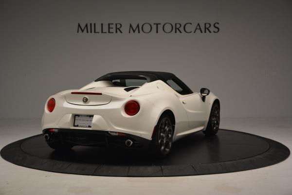 New 2015 Alfa Romeo 4C Spider for sale Sold at Pagani of Greenwich in Greenwich CT 06830 19