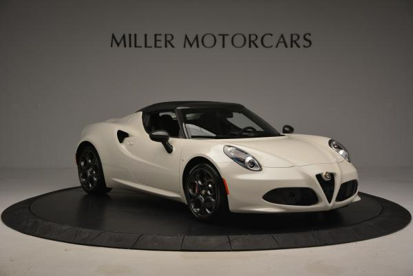 New 2015 Alfa Romeo 4C Spider for sale Sold at Pagani of Greenwich in Greenwich CT 06830 23