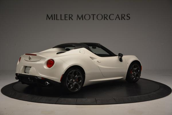 New 2015 Alfa Romeo 4C Spider for sale Sold at Pagani of Greenwich in Greenwich CT 06830 8