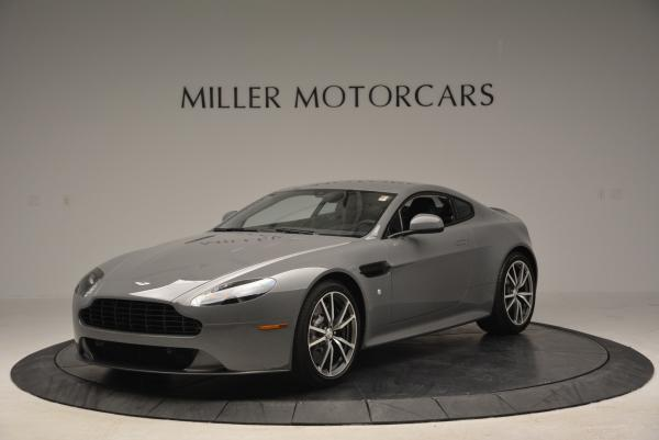 New 2016 Aston Martin Vantage GT for sale Sold at Pagani of Greenwich in Greenwich CT 06830 2