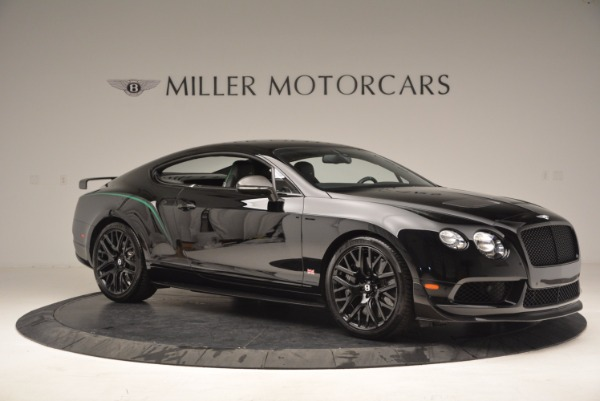Used 2015 Bentley Continental GT GT3-R for sale Sold at Pagani of Greenwich in Greenwich CT 06830 10