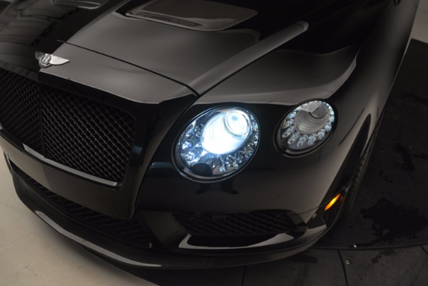 Used 2015 Bentley Continental GT GT3-R for sale Sold at Pagani of Greenwich in Greenwich CT 06830 19