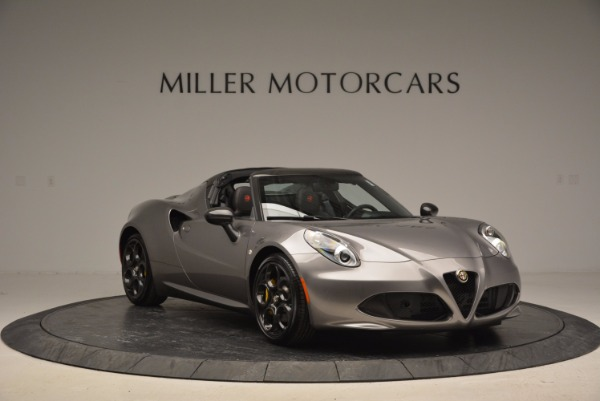 New 2016 Alfa Romeo 4C Spider for sale Sold at Pagani of Greenwich in Greenwich CT 06830 11