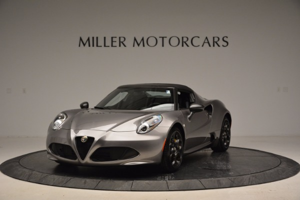 New 2016 Alfa Romeo 4C Spider for sale Sold at Pagani of Greenwich in Greenwich CT 06830 13