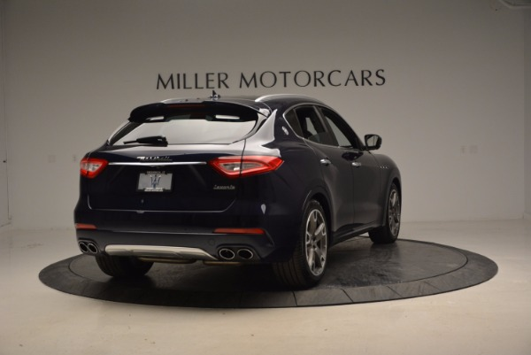 New 2017 Maserati Levante S Q4 for sale Sold at Pagani of Greenwich in Greenwich CT 06830 7