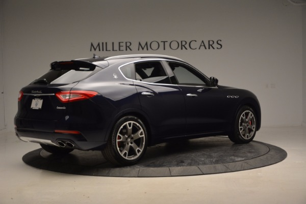 New 2017 Maserati Levante S Q4 for sale Sold at Pagani of Greenwich in Greenwich CT 06830 8