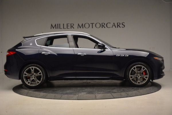 New 2017 Maserati Levante S Q4 for sale Sold at Pagani of Greenwich in Greenwich CT 06830 9