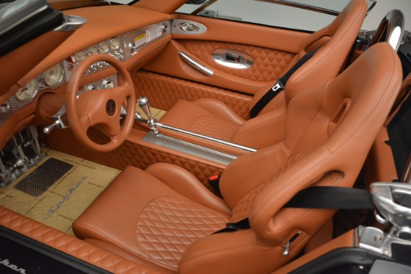 Used 2006 Spyker C8 Spyder for sale Sold at Pagani of Greenwich in Greenwich CT 06830 14