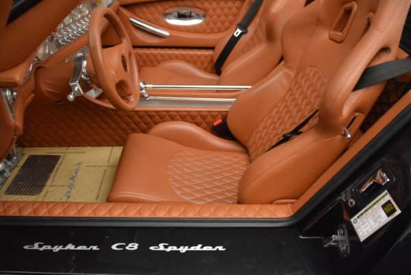 Used 2006 Spyker C8 Spyder for sale Sold at Pagani of Greenwich in Greenwich CT 06830 15