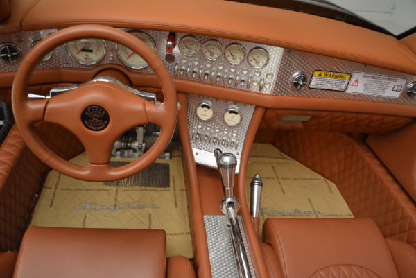 Used 2006 Spyker C8 Spyder for sale Sold at Pagani of Greenwich in Greenwich CT 06830 17