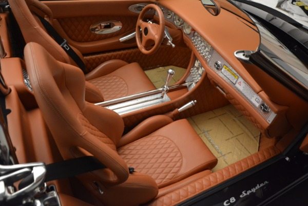 Used 2006 Spyker C8 Spyder for sale Sold at Pagani of Greenwich in Greenwich CT 06830 18
