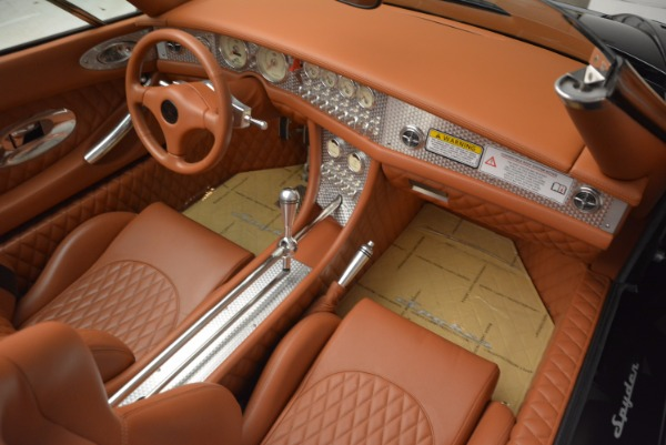Used 2006 Spyker C8 Spyder for sale Sold at Pagani of Greenwich in Greenwich CT 06830 19