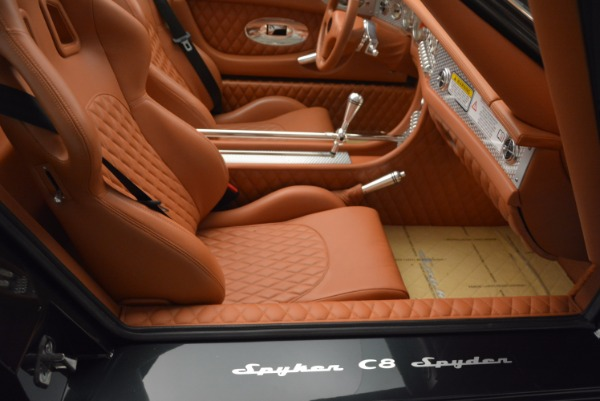 Used 2006 Spyker C8 Spyder for sale Sold at Pagani of Greenwich in Greenwich CT 06830 20