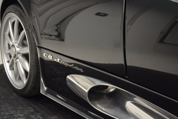 Used 2006 Spyker C8 Spyder for sale Sold at Pagani of Greenwich in Greenwich CT 06830 23