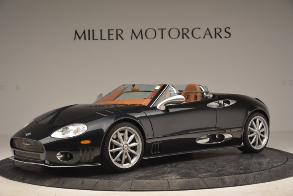 Used 2006 Spyker C8 Spyder for sale Sold at Pagani of Greenwich in Greenwich CT 06830 4