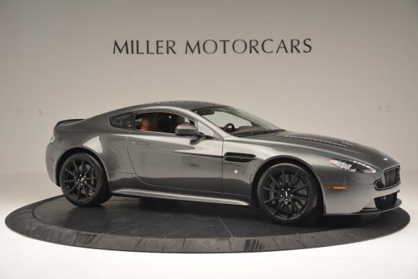 Used 2015 Aston Martin V12 Vantage S for sale Sold at Pagani of Greenwich in Greenwich CT 06830 10