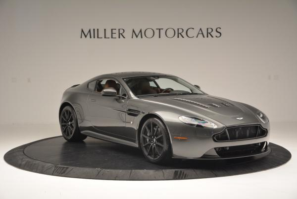 Used 2015 Aston Martin V12 Vantage S for sale Sold at Pagani of Greenwich in Greenwich CT 06830 11