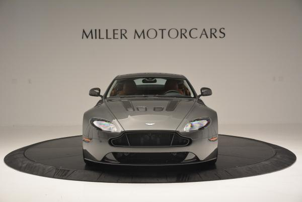 Used 2015 Aston Martin V12 Vantage S for sale Sold at Pagani of Greenwich in Greenwich CT 06830 12