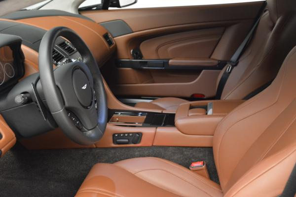 Used 2015 Aston Martin V12 Vantage S for sale Sold at Pagani of Greenwich in Greenwich CT 06830 13