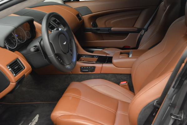 Used 2015 Aston Martin V12 Vantage S for sale Sold at Pagani of Greenwich in Greenwich CT 06830 14