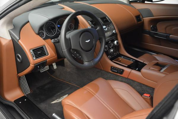 Used 2015 Aston Martin V12 Vantage S for sale Sold at Pagani of Greenwich in Greenwich CT 06830 15