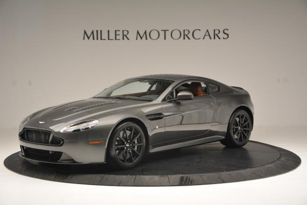 Used 2015 Aston Martin V12 Vantage S for sale Sold at Pagani of Greenwich in Greenwich CT 06830 2