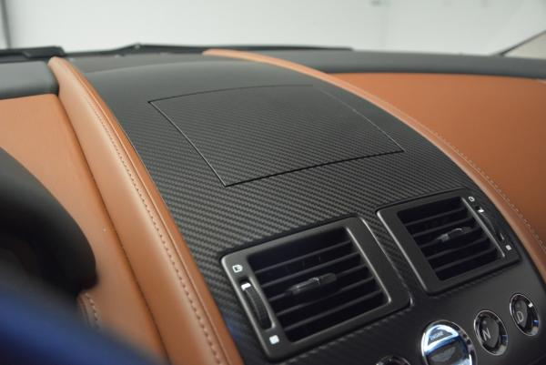 Used 2015 Aston Martin V12 Vantage S for sale Sold at Pagani of Greenwich in Greenwich CT 06830 20