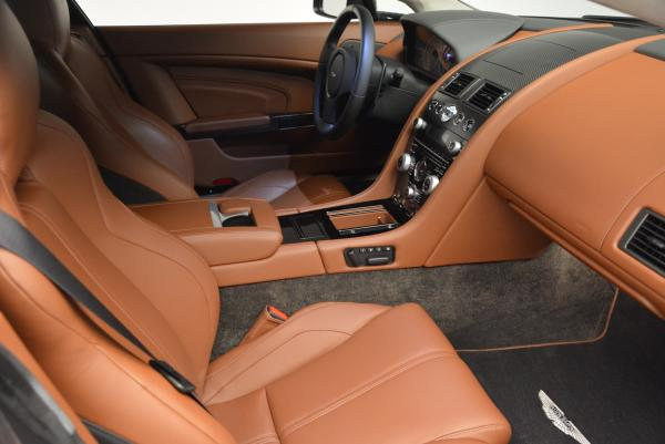 Used 2015 Aston Martin V12 Vantage S for sale Sold at Pagani of Greenwich in Greenwich CT 06830 23