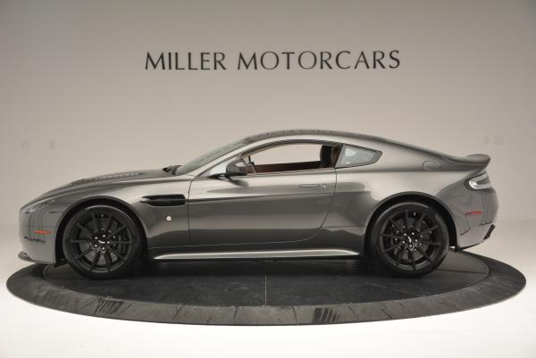 Used 2015 Aston Martin V12 Vantage S for sale Sold at Pagani of Greenwich in Greenwich CT 06830 3