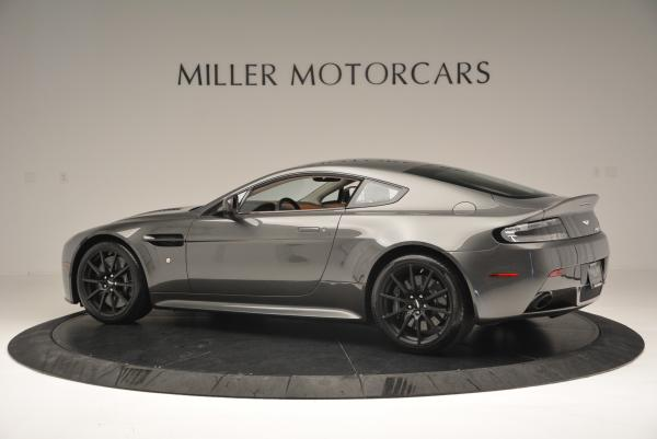 Used 2015 Aston Martin V12 Vantage S for sale Sold at Pagani of Greenwich in Greenwich CT 06830 4