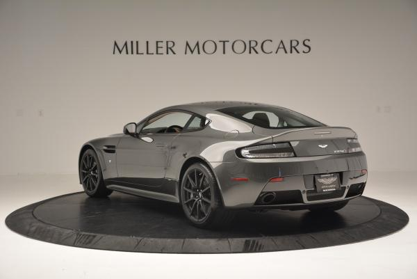 Used 2015 Aston Martin V12 Vantage S for sale Sold at Pagani of Greenwich in Greenwich CT 06830 5