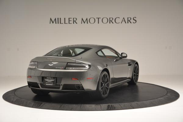 Used 2015 Aston Martin V12 Vantage S for sale Sold at Pagani of Greenwich in Greenwich CT 06830 7