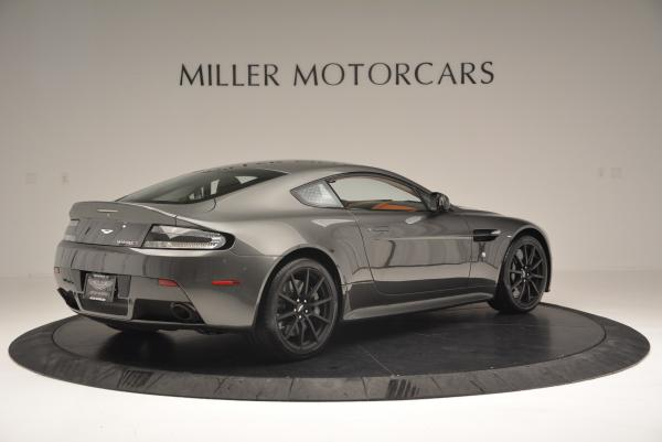 Used 2015 Aston Martin V12 Vantage S for sale Sold at Pagani of Greenwich in Greenwich CT 06830 8