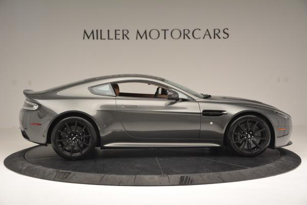 Used 2015 Aston Martin V12 Vantage S for sale Sold at Pagani of Greenwich in Greenwich CT 06830 9