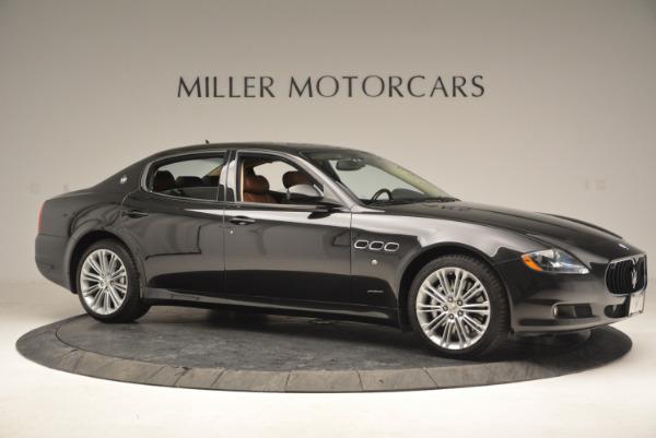 Used 2013 Maserati Quattroporte S for sale Sold at Pagani of Greenwich in Greenwich CT 06830 10