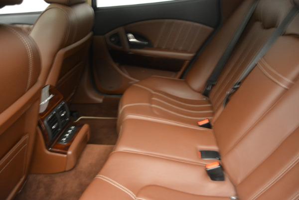 Used 2013 Maserati Quattroporte S for sale Sold at Pagani of Greenwich in Greenwich CT 06830 18